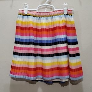 Gap Kids rainbow skirt